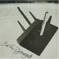 Peter Brotzmann - Peter Brotzman Clarinet Project: Berlin Djungle