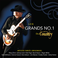 Artistes Variés - Grands No.1 du Country