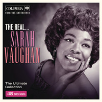 Sarah Vaughan - The Real... Sarah Vaughan
