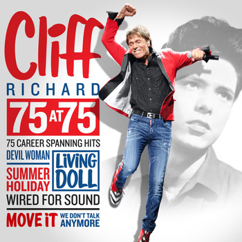 Cliff Richard - 75 at 75