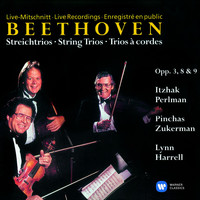 Itzhak Perlman - Beethoven: Complete String Trios