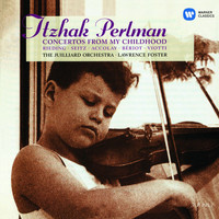Itzhak Perlman - Concertos from  My Childhood