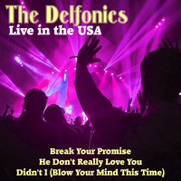 The Delfonics - The Delfonics (Live in the USA)