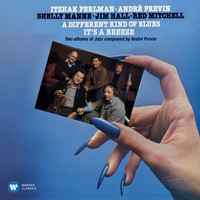 Itzhak Perlman - Previn: A Different Kind of Blues & It's a Breeze