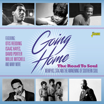 Various Artists - Going Home - The Road to Soul
