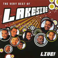 Lakeside - The Very Best Of Lakeside Live!