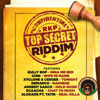 Gully Bop - Top Secret Riddim