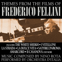 Nino Rota - Music from the Films of Federico Fellini
