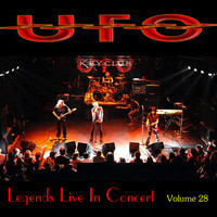 UFO - Legends Live In Concert Vol. 28