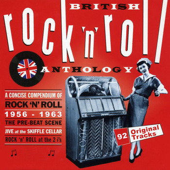Various Artists - British Rock 'n' Roll Anthology 1956-1964
