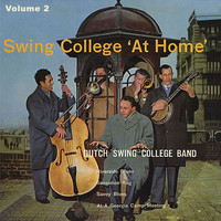 Dutch Swing College Band - Swing College At Home Vol. 2
