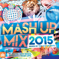 Various Artists - Mash Up Mix 2015 - Ministry of Sound