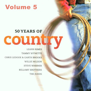 Various Artists - 50 Years Of Country Vol. 5