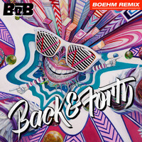 B.o.B - Back and Forth (Boehm Remix)