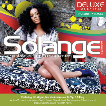 Solange - Sol-Angel and the Hadley St. Dreams (Deluxe [Explicit])