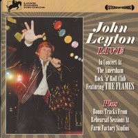John Leyton - Live in Concert at the Amersham Rock 'N' Roll Club