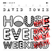 David Zowie - House Every Weekend (Remixes, Pt. II)