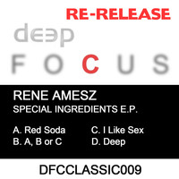 Rene Amesz - Special Ingredients EP
