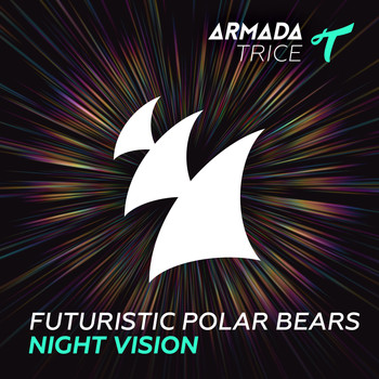 Futuristic Polar Bears - Night Vision