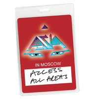 Asia - Access All Areas - Asia Live in Moscow (Audio Version)