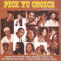 Marcia Griffiths - Pick Yu Choice, Vol. 1