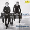 Mozart Double Piano Concertos by Arthur Jussen / Sir Neville Marriner / Lucas Jussen / Academy of St. Martin in the Fields