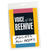 Voice Of The Beehive - Access All Areas - Voice of the Beehive Live (Audio Version) (Explicit)