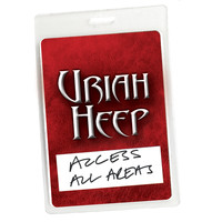 Uriah Heep - Access All Areas - Live in Moscow (Audio Version)