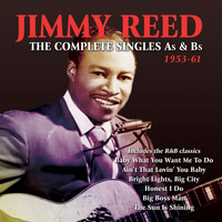 Jimmy Reed - The Complete Singles As & BS 1953-61