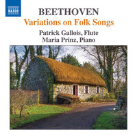 Patrick Gallois - Beethoven: Variations on Folk Songs