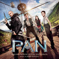 John Powell - Pan (Original Motion Picture Soundtrack)