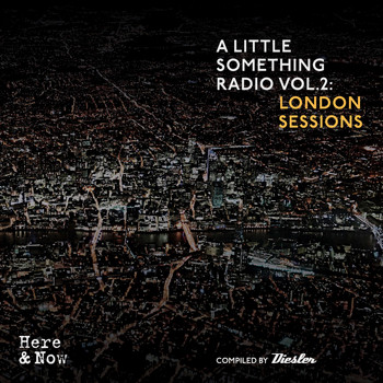 Diesler - A Little Something Radio, Vol. 2: London Sessions (Compiled by Diesler)