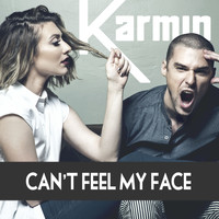 Karmin - Can't Feel My Face - Single