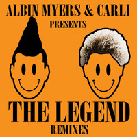 Albin Myers - The Legend (Remixes)