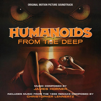James Horner - Humanoids From The Deep