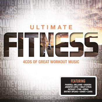 Various Artists - Ultimate... Fitness (Explicit)