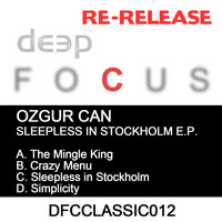 Ozgur Can - Sleepless In Stockholm EP