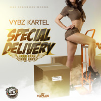 Vybz Kartel - Special Delivery - Single