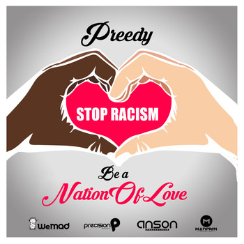 Preedy - Nation of Love - Single