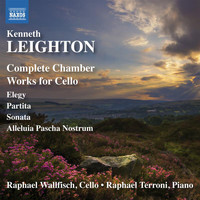 Raphael Wallfisch - Leighton: Complete Chamber Works for Cello