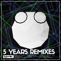 "Egoism - ""5 Years"" Remixes"