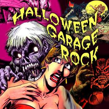 Various Artists - Halloween Garage Rock