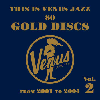 Various Artists - This Is Venus Jazz 80 Gold Discs, Vol. 2