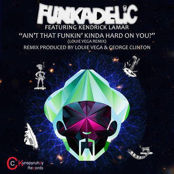 Funkadelic - Ain't That Funkin' Kinda Hard on You? (Explicit)