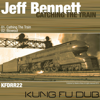 Jeff Bennett - Catching the Train - Single