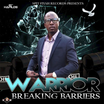 Warrior - Breaking Barriers - EP