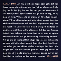 Joel Alme - Våran sort (Single Edit)