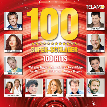 Various Artists - 100 Super-Schlager