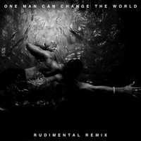 Big Sean - One Man Can Change The World (Rudimental Remix)