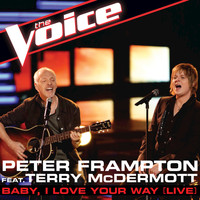 Peter Frampton - Baby, I Love Your Way (Live (The Voice Performance))